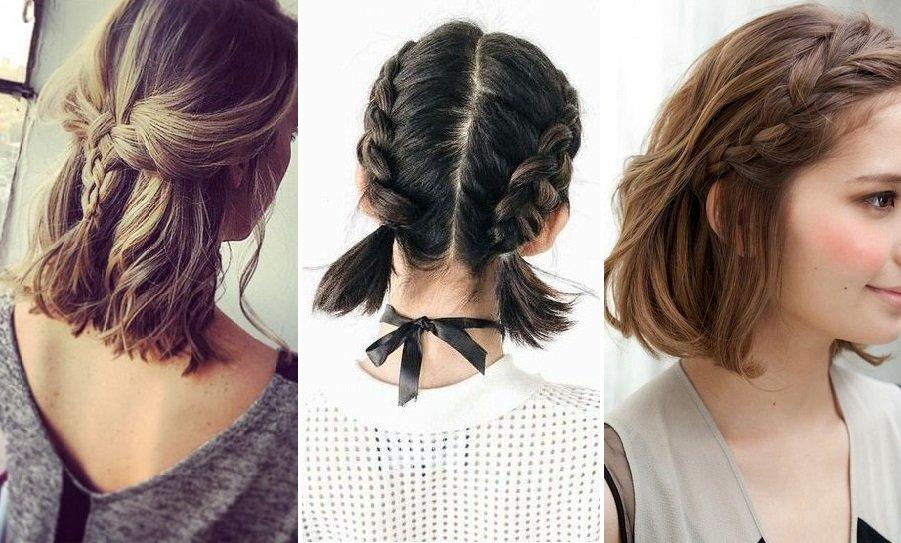 Các cách tạo kiểu cho tóc ngắn