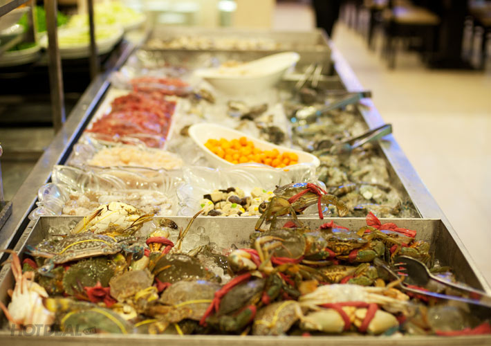 Buffet Ngọc Thủy– 214B Nguyễn Trãi