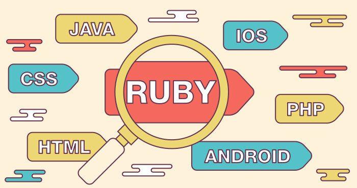 Ruby ngôn ngữ lập trình