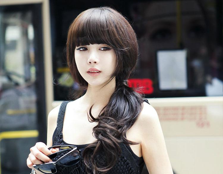 Kiểu tóc đẹp siêu kute cho teen girl