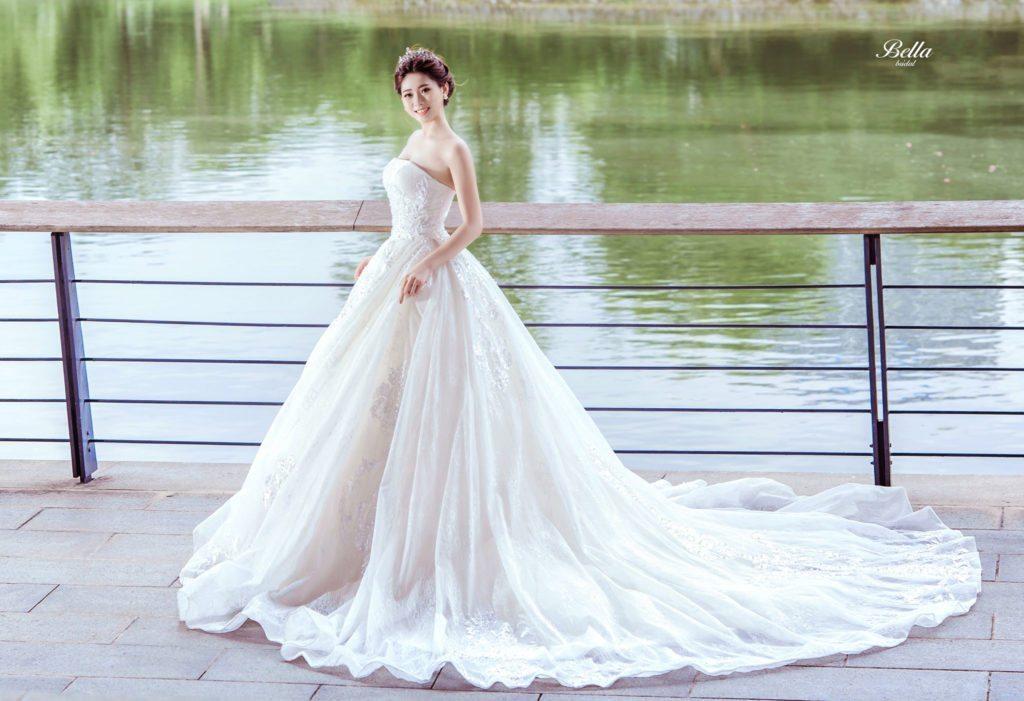 50 Mẫu Váy Cưới Tuyệt Đẹp Cho Mua Cưới 2018