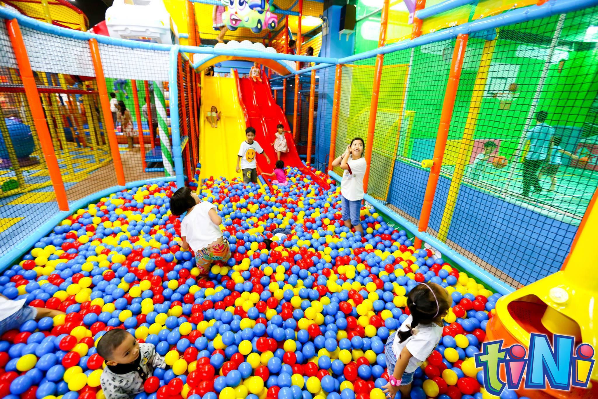 Khu vui chơi trẻ em TiNi World