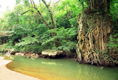Thung Lũng Sinh Tồn – Hang Thủy Cung