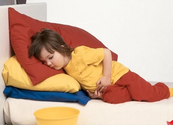 Cách xử lý khi trẻ bị tiêu chảy