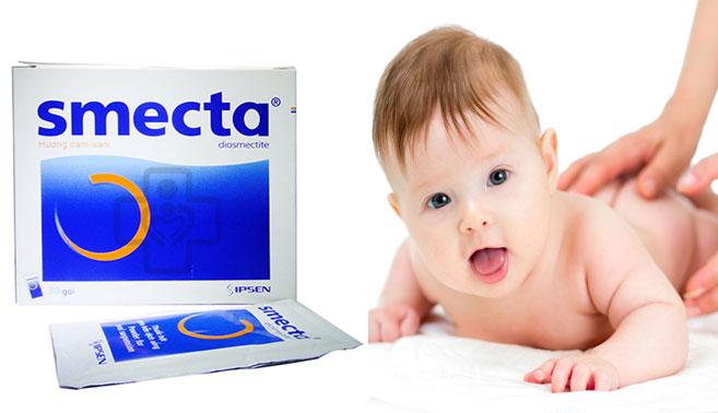 Men tiêu hóa cho trẻ sơ sinh