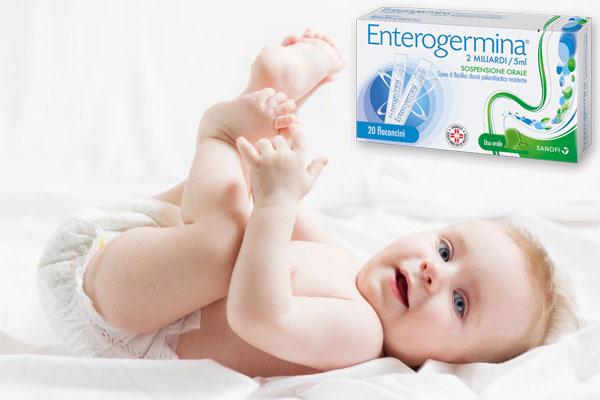 Men tiêu hóa cho trẻ sơ sinh sử dụng hợp lý, đúng cách giúp bé phát triển tự nhiên