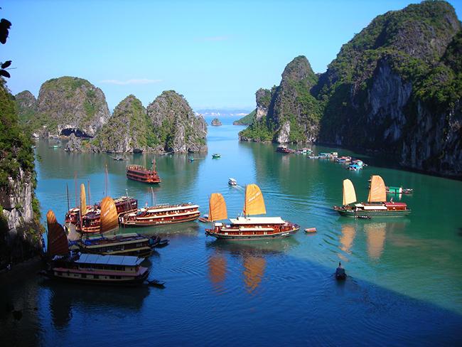 Một số đại điểm du lịch nỏi tiếng tại vùng đất Quảng Ninh mà bạn nên ghé qua