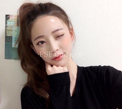 Học cách trang điểm tự nhiên trong suốt như Nữ Sinh Hàn Quốc
