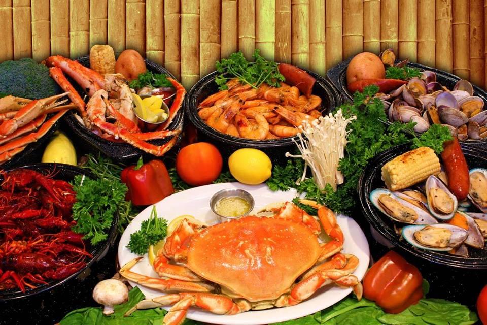 5 địa chỉ ăn buffet hải sản Hà Nội nhất định phải thử một lần trong đời