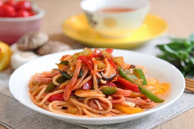 mi spaghetti chay 2