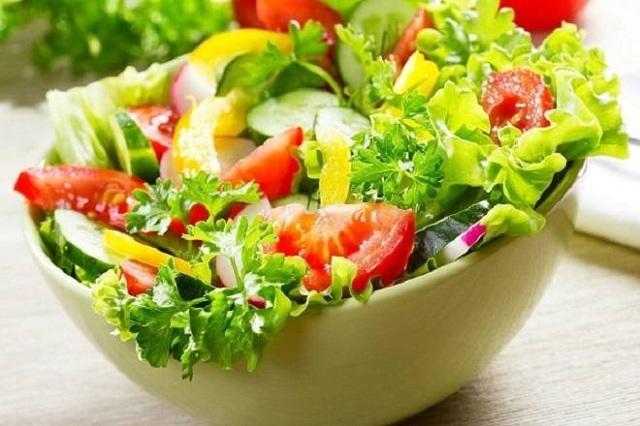 mon salad ngu sac chay 1