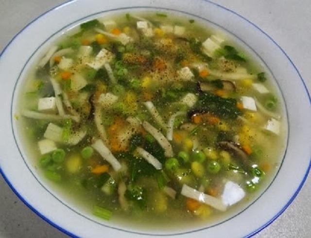 mon sup hot luu chay 1