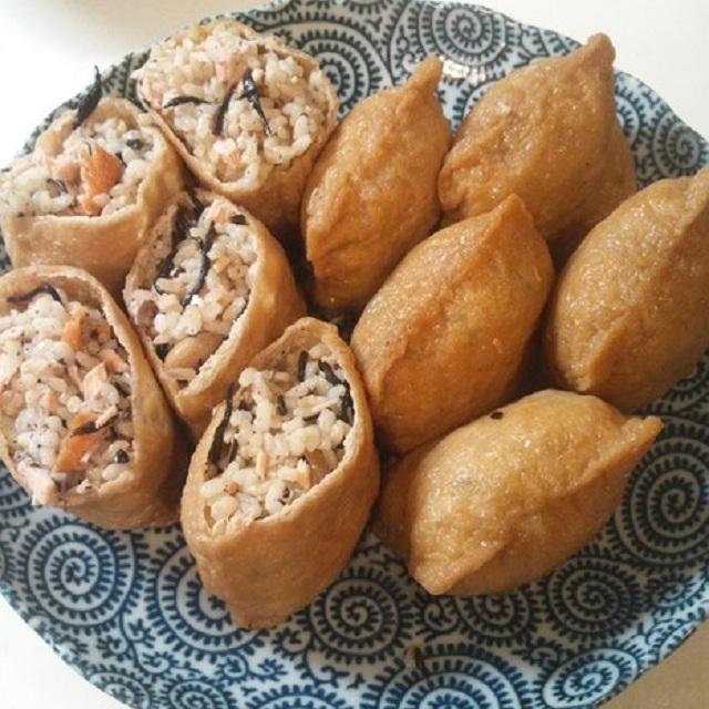 sushi dau hu chay 1