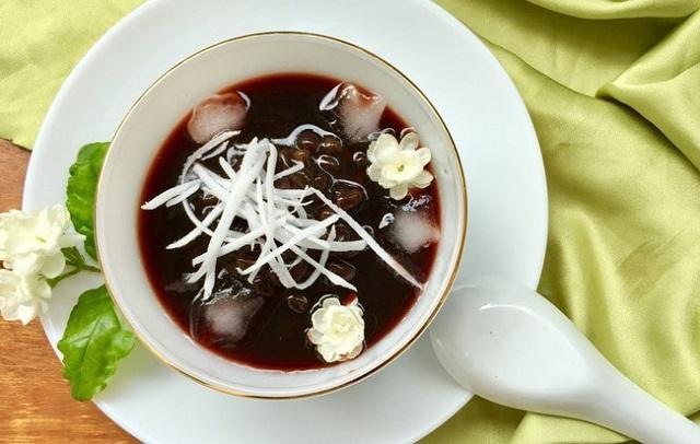 Tìm hiểu các món chè với đậu đen