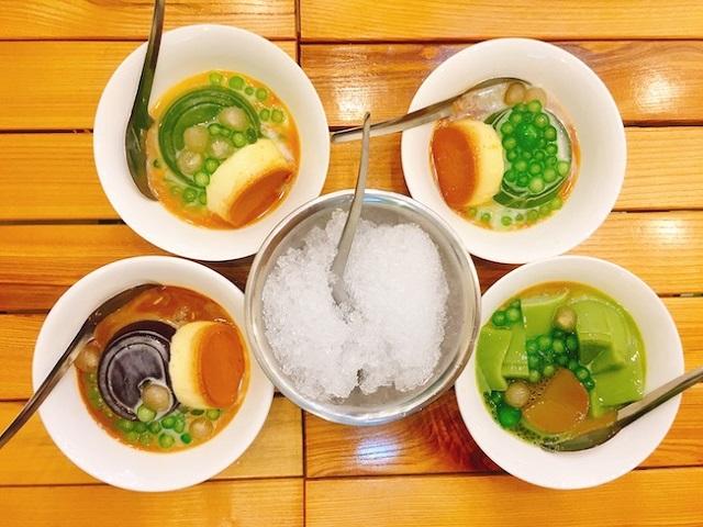 100 địa chỉ bán chè ngon nhất định phải ăn tại Sài Gòn và Hà Nội