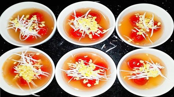 Bạn đã biết cách nấu món chè gấc thơm ngon lạ miệng chưa?