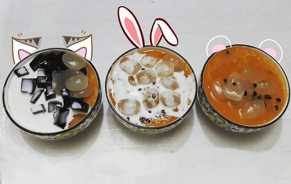 Các món chè hạt đác đặc sản của vùng đất Nha Trang