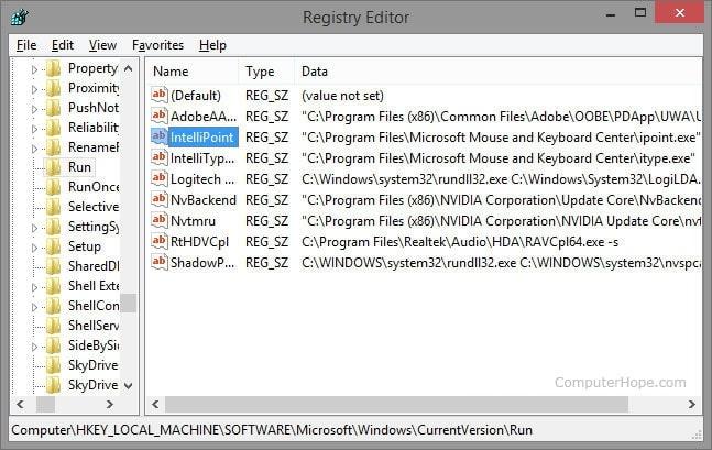 win-10-ngon-ram-Registry
