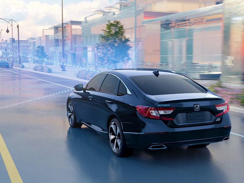 Hệ thống an toàn chủ động là điểm nổi bật nhất của Honda Accord