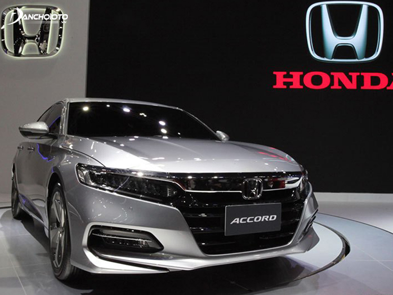 Xe Honda Accord sở hữu nhiều công nghệ hiện đại