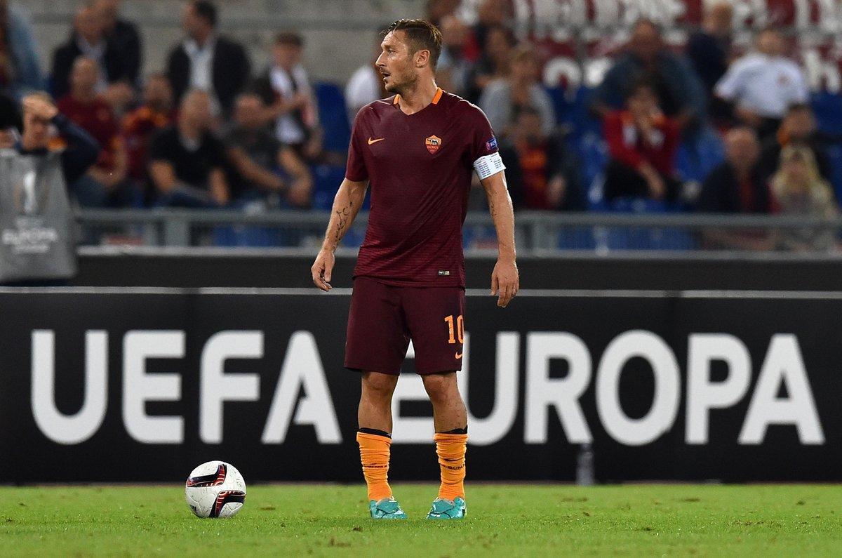Totti là cầu thủ hay nhất tôi từng thấy | Bóng Đá